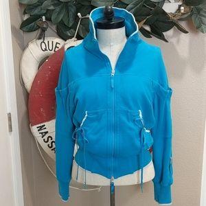 Adidas Stella McCartney Full Zip Sweatshirt